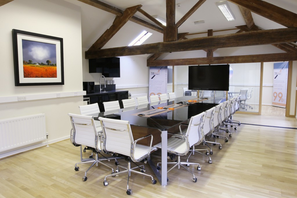 The Miles Consultancy | Meeting Room