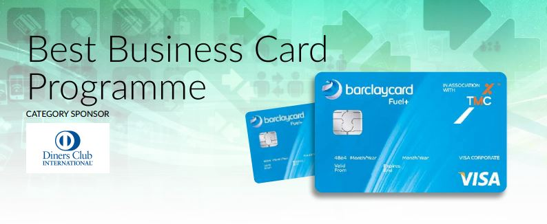 Fuel+ voted Best Business Card Programme of 2015