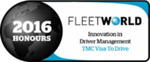 The Miles Consultancy - Fleet Management Service Award - 2016