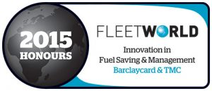 The Miles Consultancy - Fleet Management Service Award - 2014