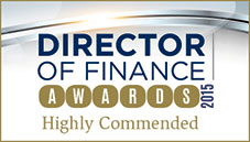 The Miles Consultancy - Director of Finance Highly Commended - 2015