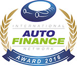 The Miles Consultancy - International Auto Finance Award - 2016