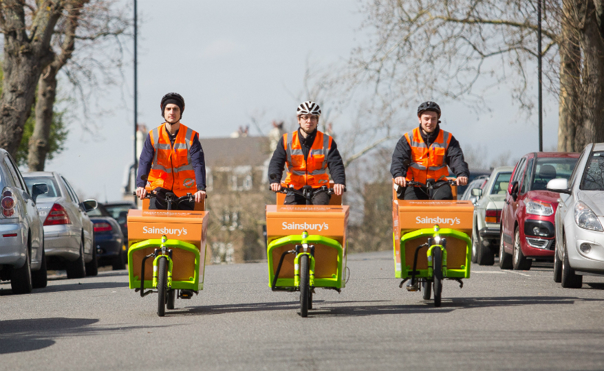Micromobility – coming soon to an LCV fleet near you?