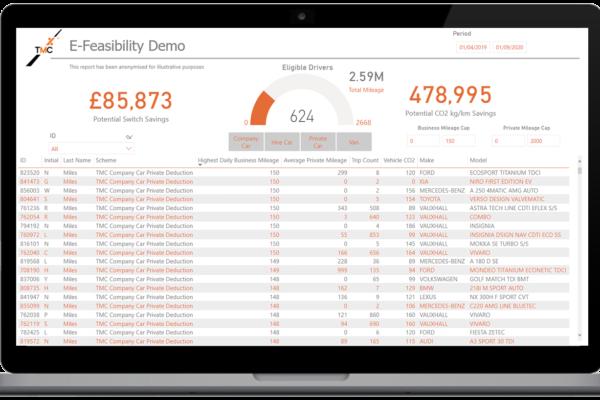 Demo E-Feasibility website