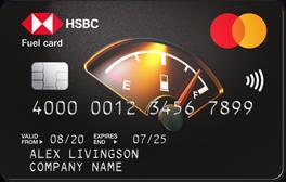 HSBC fuel card